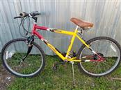 Free Spirit Outrage Yellow / Red Mountain Bicycle